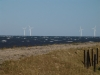 Havvindmøllerne ved Onsevig klimapark