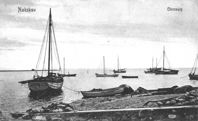 Onsevig skibsbro
