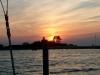 Solnedgang Albuen